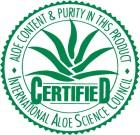 IASC Certifikát